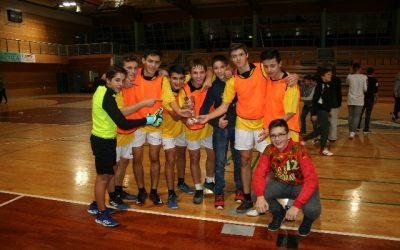 Zmaga na medobčinskem tekmovanju v nogometu