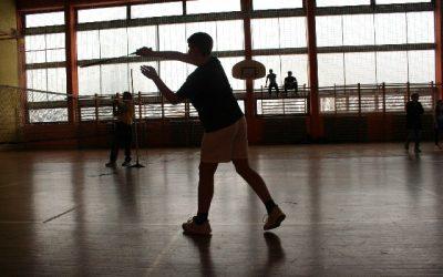 badminton 2018 – področno tekmovanje