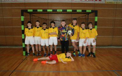 Medobčinsko tekmovanje v nogometu za mlajše dečke